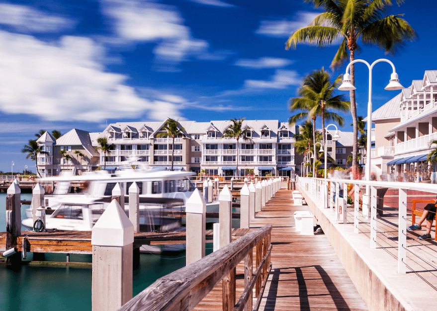 Margaritaville, Key West