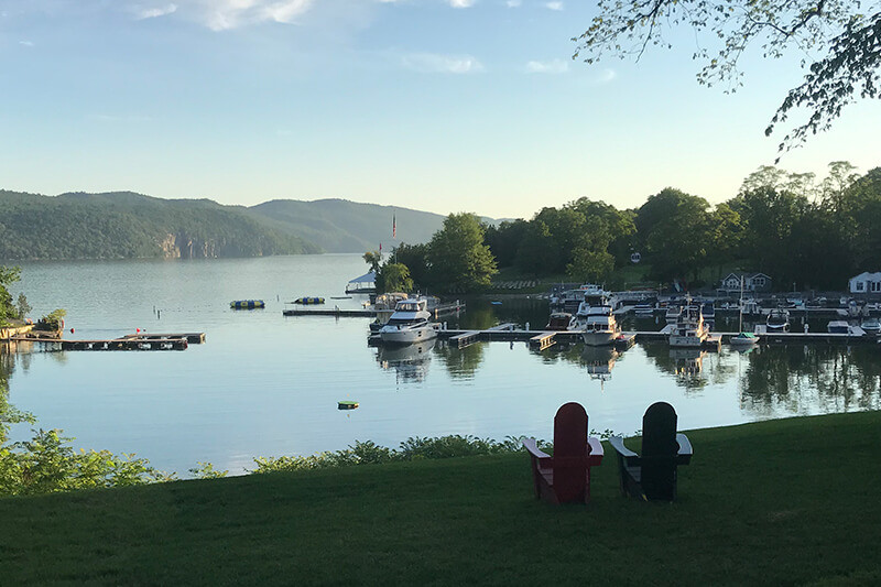 Vermont: Lake Champlain Valley Bike Tour