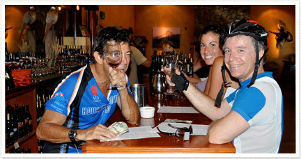 Sojourn Group Bike Tour