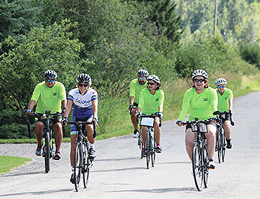 Group Bike Tour