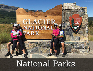 National Parks Bike Tours