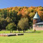 Lake Champlain Foliage